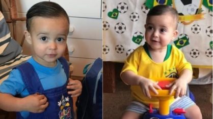 isaac 418x235 1 - Mãe suspeita de matar filho de 3 anos asfixiado é indiciada por homicídio