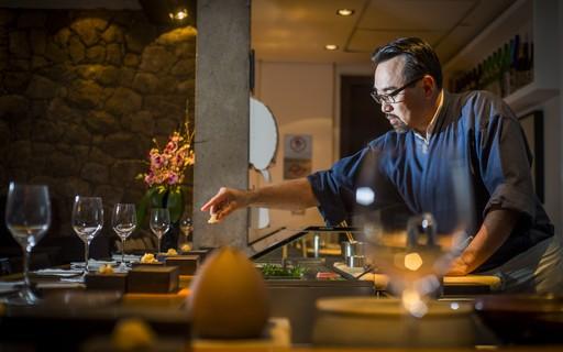 jun sakamoto 7 - CULINÁRIA JAPONESA: Chef Jun Sakamoto, um dos mais famosos do seguimento, abrirá restaurante em João Pessoa