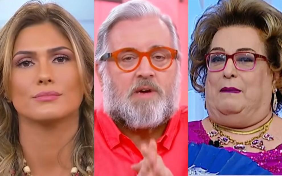 livia andrade leao lobo mamma reproducao sbt fixed large - Em crise, SBT demite Lívia Andrade, Leão Lobo e Mamma Bruschetta