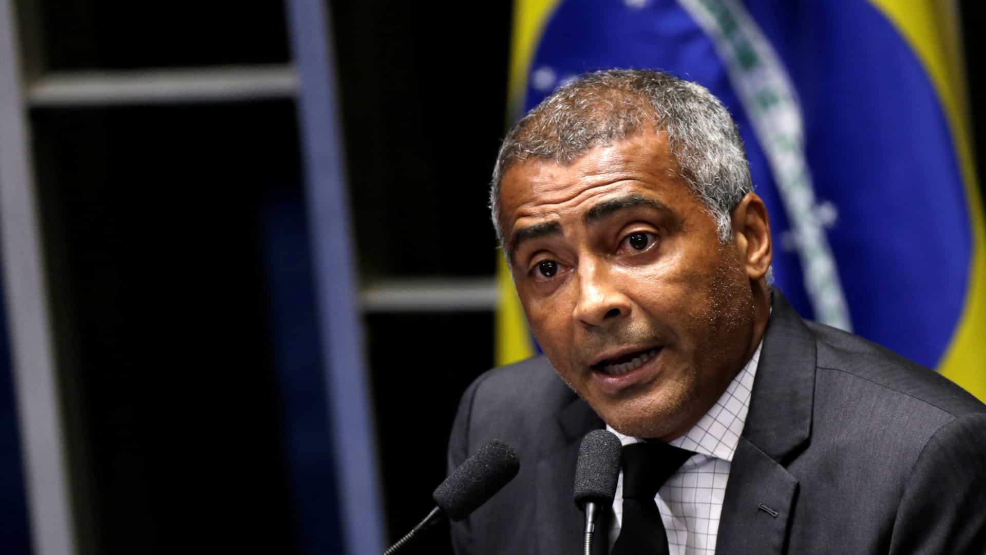 naom 5b3f2d9870127 - Romário apresenta projeto que proíbe punição a atletas por manifestação política