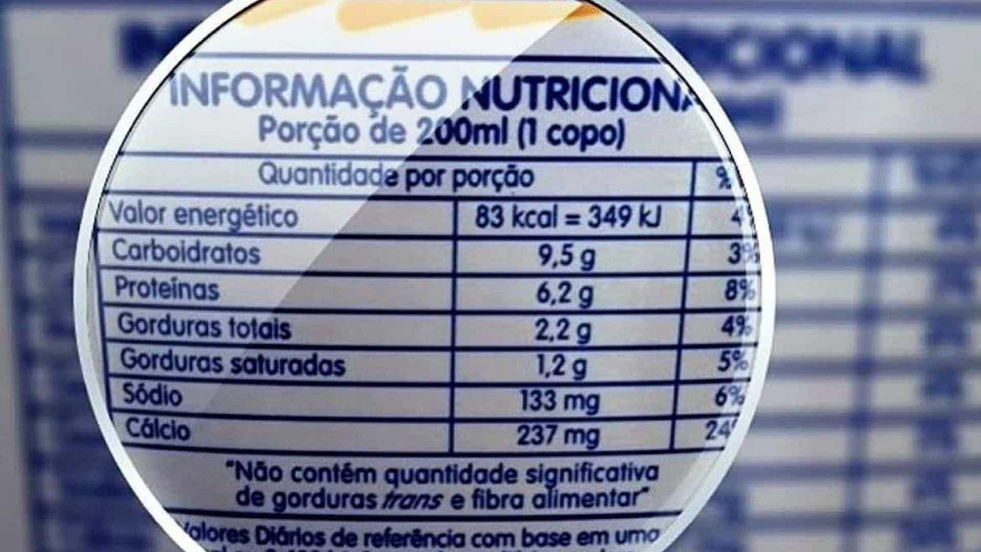 naom 5f7f11de2c4ea - Anvisa aprova norma para rotulagem nutricional