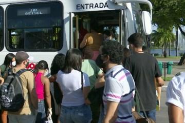 novo normal onibus joao pessoa - Horário de funcionamento dos ônibus é ampliado, em João Pessoa