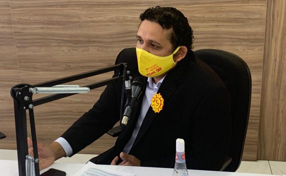 pablo - Candidato do PSOL, Pablo Honorato, emite nota à sociedade de João Pessoa sobre volta às aulas