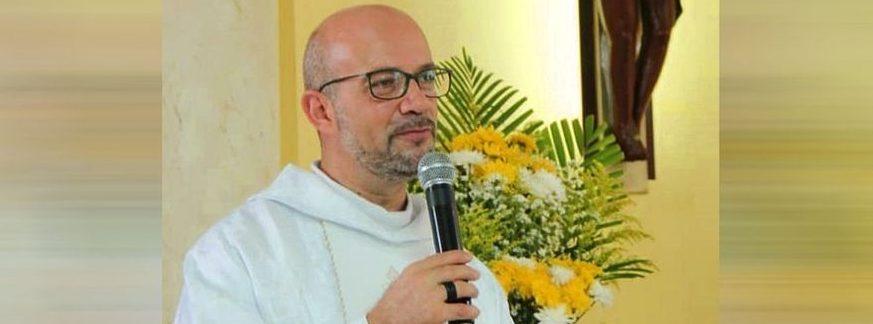 padre gilmar e1602810788372 - 'Um pouco debilitado, mas bem': Polícia Civil encontra padre Gilmar após 3 dias do desaparecimento