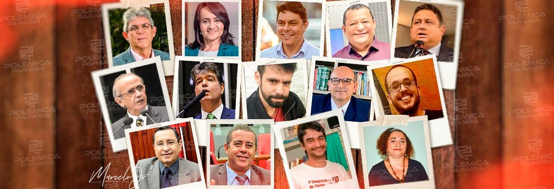 prefeitos joao pessoa atualizado - Confira a agenda dos candidatos a prefeito de João Pessoa neste sábado (10)