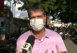 Ruy Carneiro promete retomar obras paralisadas em João Pessoa