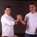 raoni e tiago lucena - PRTB dá cinco dias para que vereador Thiago Lucena explique apoio a Raoni Mendes
