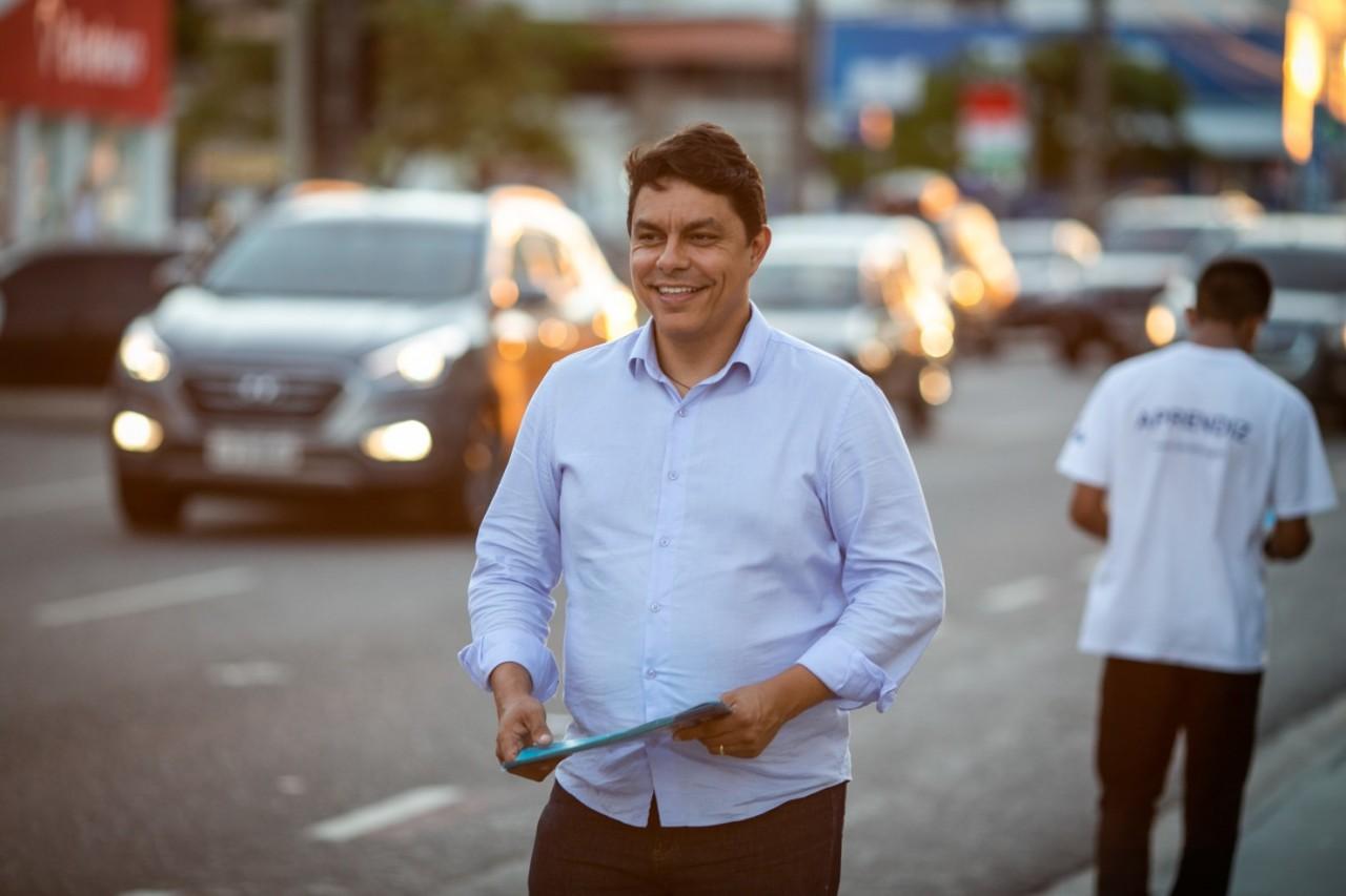 raoni - Apoio de ministros deixa claro que Raoni Mendes é, sim, o 'candidato' do presidente Bolsonaro