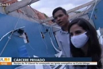 Repórter da Globo é mantida refém em igreja evangélica durante reportagem – VEJA VÍDEO