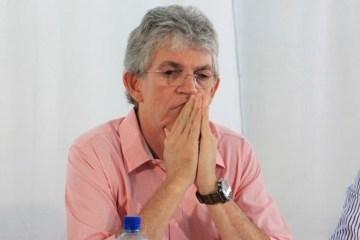 ricardo coutinho operacao calvario - RC rebate acusações, diz que estão tentando lhe excluir da política e sentencia: 'Vou devolver em ações na Justiça'