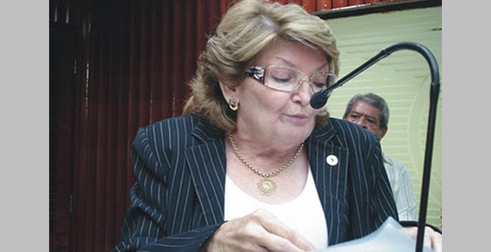socorro marques 2 - ALPB lamenta morte da ex-deputada Socorro Marques - LEIA NOTA