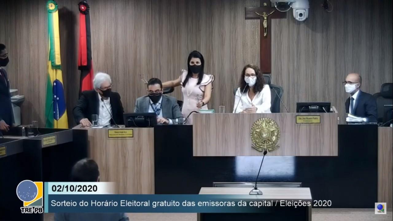 sorteio ordem candidatos - Impasse do PT impossibilita sorteio da ordem de candidatos para propaganda eleitoral em João Pessoa - ENTENDA