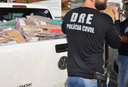 Polícia faz operação para apreender drogas sintéticas em bairro nobre de João Pessoa