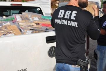 unnamed 1 3 - Polícia faz operação para apreender drogas sintéticas em bairro nobre de João Pessoa