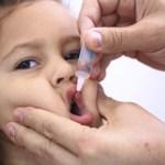 vacina polio - Paraíba prorroga a Campanha de Multivacinação e de Vacinação contra a Poliomielite