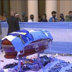 1 maradona - ASSISTA AO VIVO: corpo de Maradona é velado em Buenos Aires