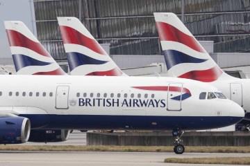 "190909112241 01 british airways pilot strike 0909 - Companhia aérea investiga ""entretenimento adulto"" oferecido por aeromoça durante voos"