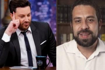 1 danilo gentili 20595856 - Danilo Gentili vira piada na web após postar fake news contra Guilherme Boulos