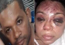 Homem espanca a esposa e avisa à filha: 'Vem socorrer sua mãe'