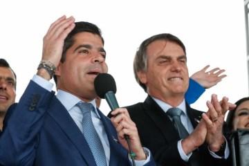 """""""Se for o Bolsonaro dos extremos, não estaremos com ele em 2022"""", diz ACM Neto"""