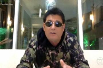 9043534 - R$ 170 MILHÕES: Sérgio Mallandro é vítima de golpe milionário: 'Caí na pegadinha do malandro'
