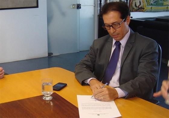 Alberto Gomes Esquerdinha - Dirigente do MDB renuncia à presidência da Comissão Provisória em JP e defende que filhos de José Maranhão assumam comando da legenda no estado