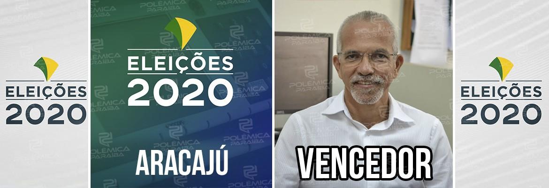 Aracajú Edvaldo Nogueira - Edvaldo Nogueira é reeleito prefeito de Aracaju