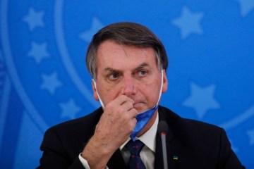 BolsonaroVirus - Bolsonaro diz para não ser cobrado por possíveis efeitos colaterais de vacina contra Covid-19