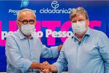 """ELEIÇÕES 2020! """"Eu preciso de Cícero para fazer mais por João Pessoa"""": diz João Azevêdo em vídeo; assista"""