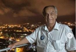 Candidato a prefeito passa mal durante entrevista ao vivo e morre