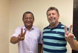 Vereador Humberto Pontes, do PV, anuncia apoio a Nilvan Ferreira no segundo turno