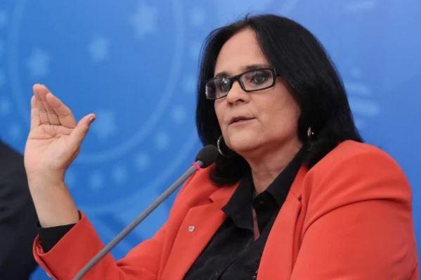 """Capturar.JPGllll - Caso Mari Ferrer: ministra Damares repudia o termo """"estupro culposo"""""""