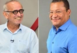 A três dias do 2º turno das eleições em João Pessoa, Nilvan e Cícero intensificam agenda em busca do voto dos indecisos; confira