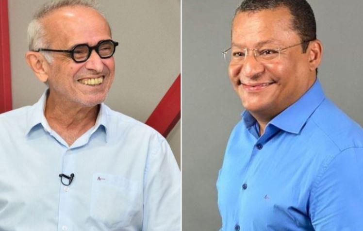 Capturar.JPGq  - A três dias do 2º turno das eleições em João Pessoa, Nilvan e Cícero intensificam agenda em busca do voto dos indecisos; confira