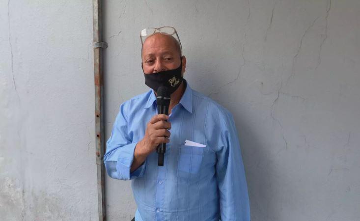 Capturar.JPGr  1 - 'Vim para achar um preso. Achei um corpo', diz pai de homem que morreu espancado
