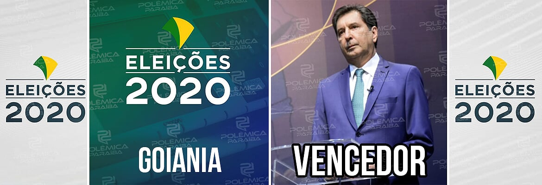 Goiania Maguito Vilela - Maguito Vilela, do MDB, é eleito prefeito de Goiânia