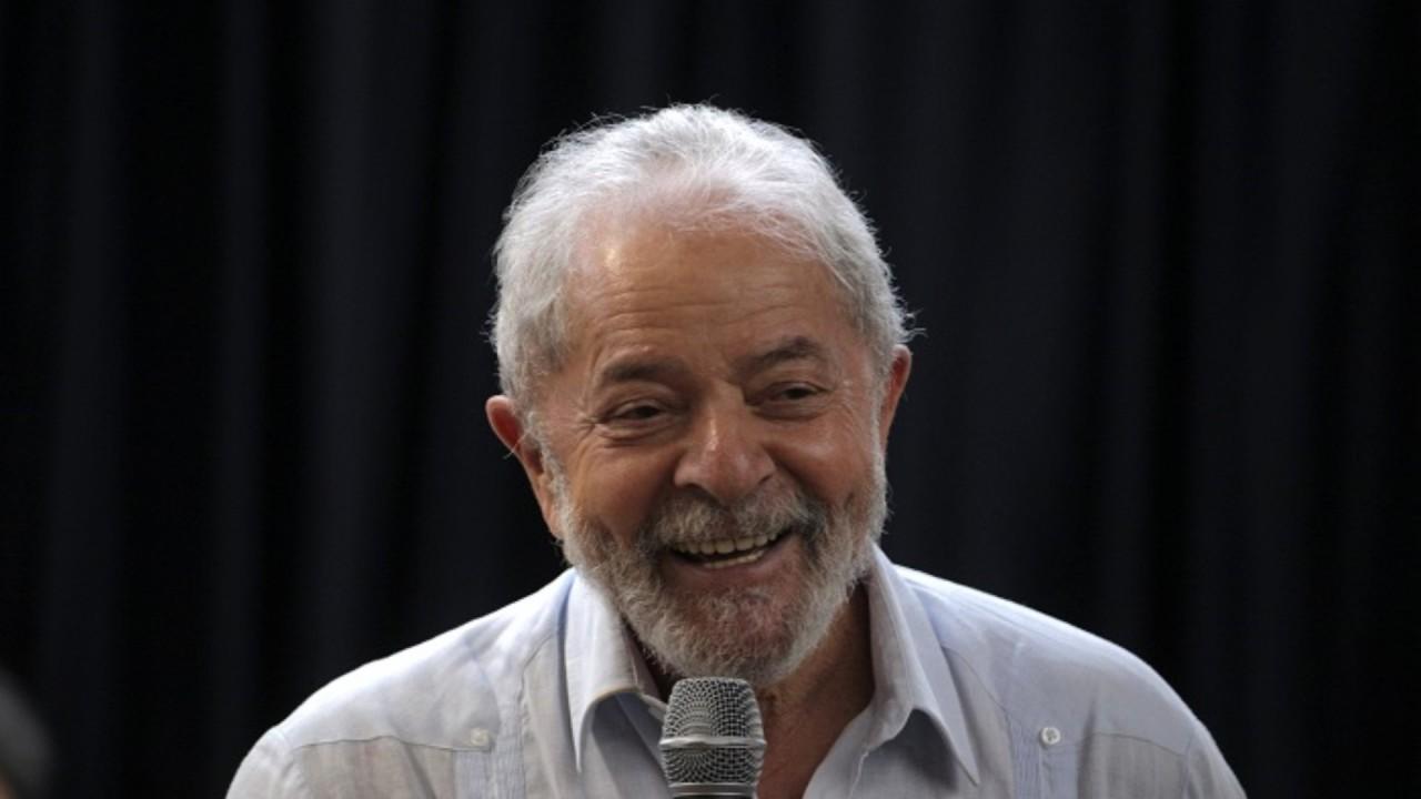 LULA - Lula ironiza chapa com Huck e Moro em 2022: 'Cada hora inventam uma coisa'