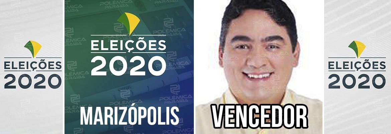 Marizópolis 2 - Luquinha do Brasil é eleito prefeito de Marizópolis