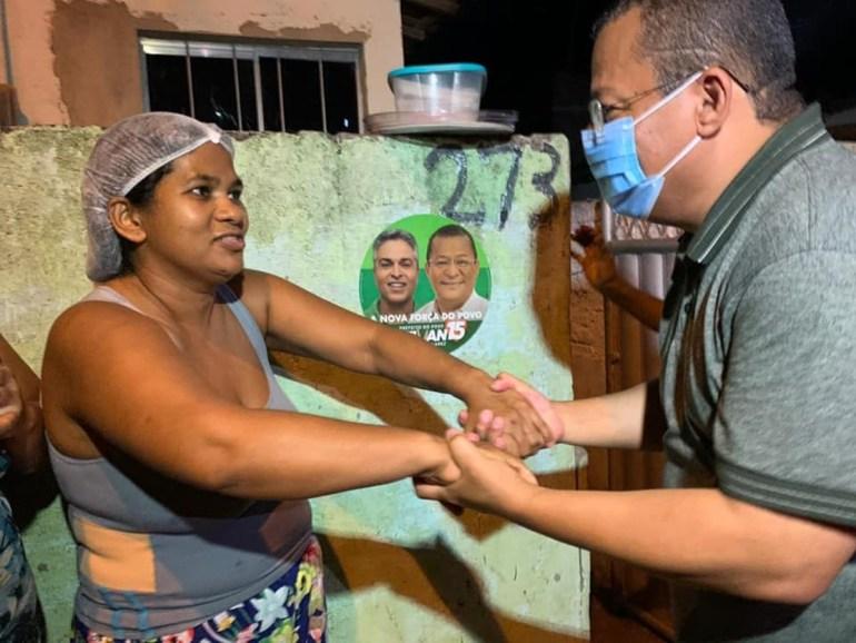 Nilvan Ferreira - Nilvan tornou-se fenômeno e virou incógnita na disputa da Capital - por Nonato Guedes