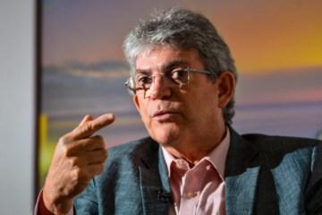 """'TCHAU, QUERIDA': Ricardo Coutinho chama Eduardo Cunha de mentiroso e dispara: """"Traidores da democracia"""""""