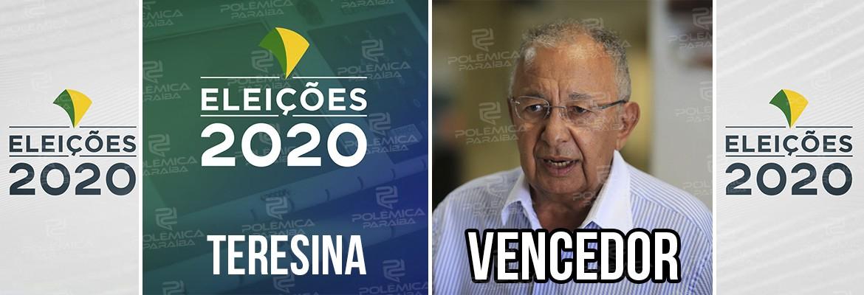 Teresina Dr Pessoa - Dr. Pessoa é eleito prefeito de Teresina