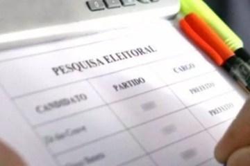 Veritá - SEM NÚMEROS: após dificuldades na apuração dos dados, pesquisa de intenção de voto é cancelada em João Pessoa