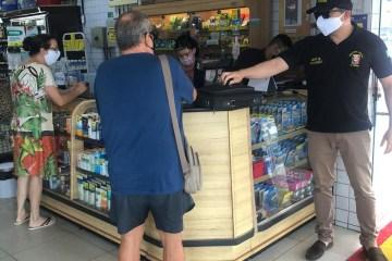 Vigilância Sanitária intensifica fiscalizações em bares e restaurantes de João Pessoa