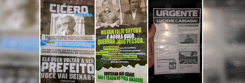 WhatsApp Image 2020 11 13 at 12.58.21 - Os panfletos apócrifos e o retrocesso da política na Paraíba - Por Suedna Lima