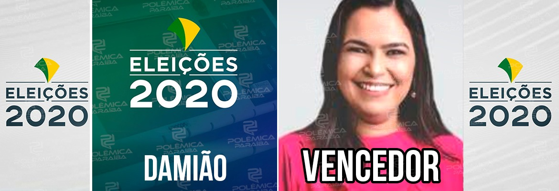 WhatsApp Image 2020 11 15 at 18.04.13 - Simone de Azevedo é eleita prefeita da cidade de Damião na Paraíba
