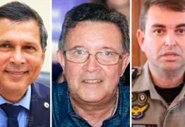 Segunda onda de Covid-19 contamina figuras conhecidas na Paraíba! Rui Leitão, Ricardo Barbosa e Souza Neto estão internados