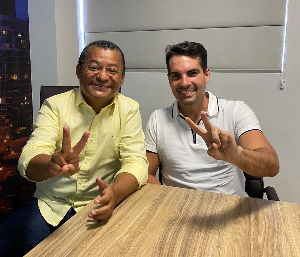 WhatsApp Image 2020 11 21 at 14.21.35 2 e1605980535142 - Vereador Lucas de Brito declara apoio a Nilvan Ferreira: 'representa o novo'