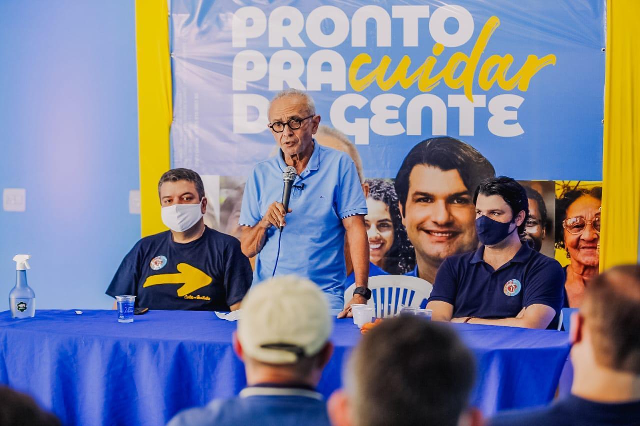 WhatsApp Image 2020 11 22 at 10.00.30 - Mais cinco auxiliares de Cartaxo declaram apoio a Cícero Lucena no segundo turno