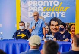 Mais cinco auxiliares de Cartaxo declaram apoio a Cícero Lucena no segundo turno