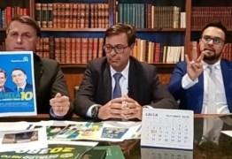 Bolsonaro anuncia apoio a candidatos a prefeito e ignora João Pessoa